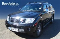 Used Nissan Navara Double Cab Pick Up Outlaw 3.0dCi V6 231 4WD Auto