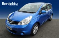 Used Nissan Note Acenta 5dr