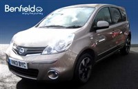 Used Nissan Note N-Tec+ 5dr