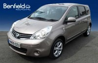 Used Nissan Note N-Tec 5dr