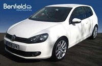 Used VW Golf 2.0 TDi 140 GT 3dr
