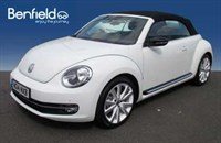 Used VW Beetle 2.0 TDI Sport 2dr