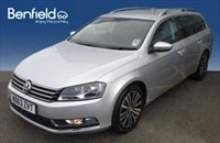 Used VW Passat 2.0 TDI 177 Bluemotion Tech Sport 5dr