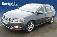 Used VW Passat 2.0 TDI Bluemotion Tech