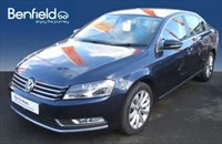 Used VW Passat 2.0 TDI Bluemotion Tech Highline 4dr