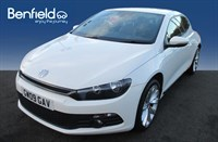 Used VW Scirocco TDi BlueMotion Tech GT 3dr (Nav/Leather)