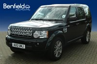 Used Land Rover Discovery SDV6 255 XS 5dr Auto