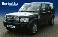 Used Land Rover Discovery 3.0 SDV6 255 XS 5dr Auto