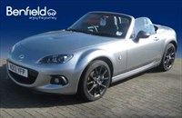 Used Mazda MX-5 2.0i Sport Graphite 2dr