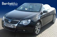 Used VW Eos 2.0 TDI CR Individual 2dr