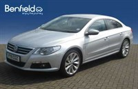 Used VW Passat CC 2.0 GT TDI CR BlueMotion Tech 4dr (5 seat) DSG