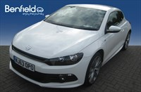 Used VW Scirocco TDi BlueMotion Tech R Line 3dr