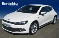 Used VW Scirocco 2.0 TDi BlueMotion Tech 3dr (Nav)