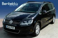 Used VW Sharan 2.0 TDI CR BlueMotion Tech 140 SE 5dr
