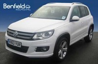 Used VW Tiguan 2.0 TDi BlueMotion Tech