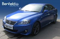 Used Lexus IS 200d F-Sport 4dr