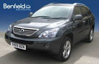Used Lexus RX 400h Limited Edition 5dr CVT Auto