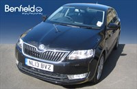 Used Skoda Rapid TDI CR GreenTech Elegance 5dr