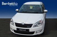 Used Skoda Roomster TDI CR GreenLine II 5dr