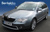 Used Skoda Superb TDI CR 170 Outdoor 4X4 5dr
