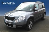 Used Skoda Yeti TSI SE Plus 5dr