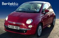Used Fiat 500 Lounge 3dr