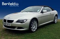 Used BMW 630i 6 SERIES 2dr Auto (272)