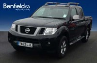 Used Nissan Navara Double Cab Pick Up Platinum 2.5dCi 190 4WD Auto