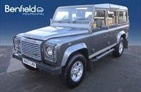 Used Land Rover Defender 110 LWB DIESEL COUNTY
