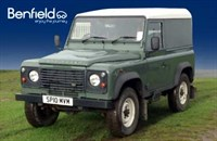 Used Land Rover Defender Hard Top TDCi