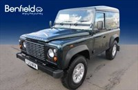 Used Land Rover Defender Hard Top TDCi (2.2)