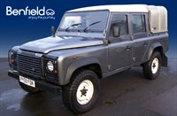 Used Land Rover Defender Double Cab PickUp TDCi