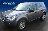 Used Land Rover Freelander Td4 e GS 5dr