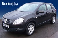 Used Nissan Qashqai Acenta 5dr 4WD