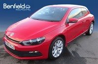 Used VW Scirocco TDi BlueMotion Tech 3dr (Nav)