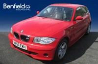 Used BMW 116i 1 SERIES ES 5dr (6)