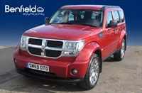 Used Dodge Nitro CRD SXT 5dr