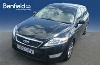 Used Ford Mondeo TDCi Zetec 5dr (6)