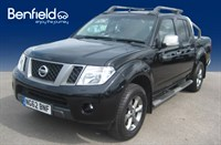 Used Nissan Navara Double Cab Pick Up Platinum 2.5dCi 190 4WD