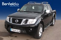 Used Nissan Navara D/Cab Pick Up Tekna (Connect) 2.5dCi 190 4WD