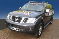 Used Nissan Navara Double Cab Pick Up Tekna 2.5dCi 190 4WD