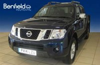 Used Nissan Navara Double Cab Pick Up Tekna 2.5dCi 190 4WD Auto