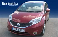 Used Nissan Note dCi Tekna 5dr