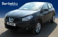 Used Nissan Qashqai (117) Acenta 5dr (Start Stop)