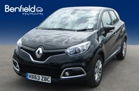 Used Renault Captur dCi 90 Expression+ Energy 5dr