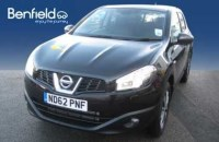 Used Nissan Qashqai dCi Tekna 5dr 4WD (Start Stop)