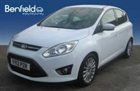 Used Ford C-Max 2.0 TDCi Titanium 5dr Powershift
