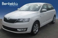 Used Skoda Rapid SPACEBACK TDI CR SE 5dr