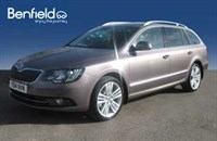 Used Skoda Superb 2.0 TDI CR 170 Elegance 4X4 5dr DSG