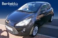 Used Ford KA Zetec 3dr (Start Stop)
